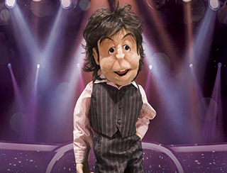 Paul McCartney Puppet - Terry Fator