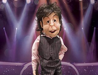 Paul McCartney Puppet - Terry Fator