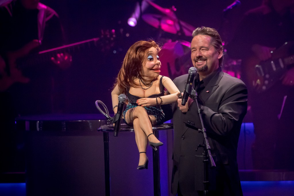 TERRY FATOR WINS FOUR PRESTIGIOUS 'BEST OF LAS VEGAS' AWARDS