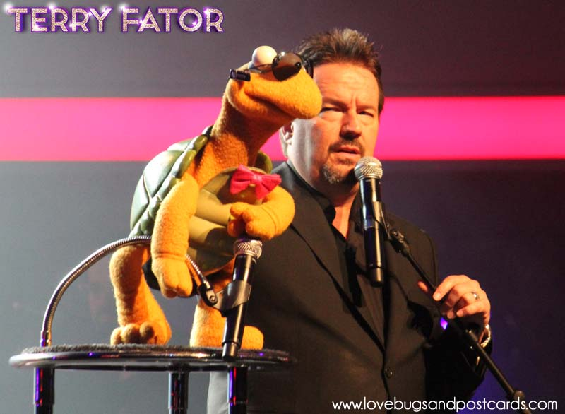 Terry Fator – Lovebugs and Postcards Review