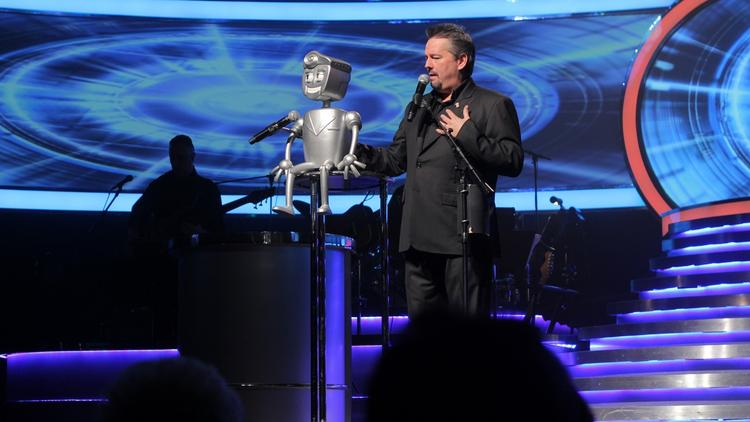 Meet Singing Ventriloquist Terry Fator's newest character