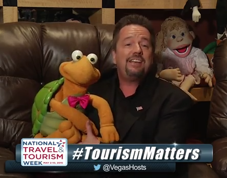 It's National Travel and Tourism Week