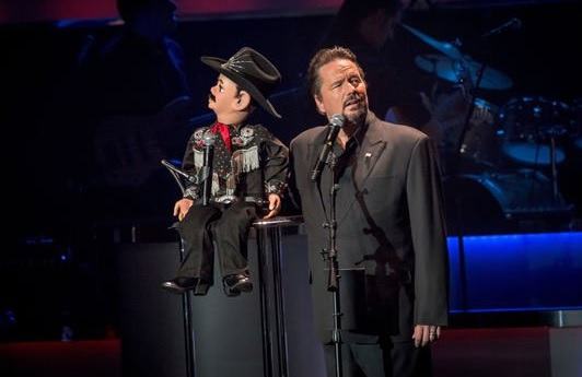 Terry Fator's Journey to Becoming a Las Vegas Headliner