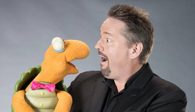 Terry Fator's Wintson: Things Turtles Can Do in Las Vegas