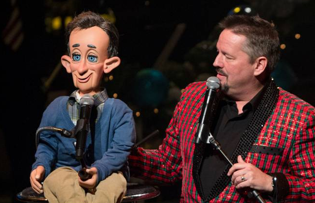 Terry Fator's Life Keeps Moving, Even If His Lips Don't