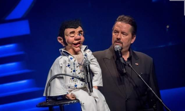 How Does Terry Fator Spend His Free Time?