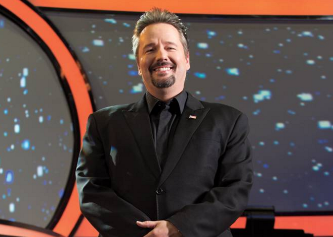 One Question: Terry Fator