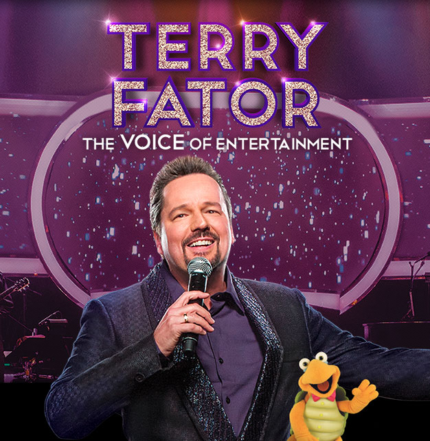 Best Elvis Impersonator Ever Terry Fator | Now Play...