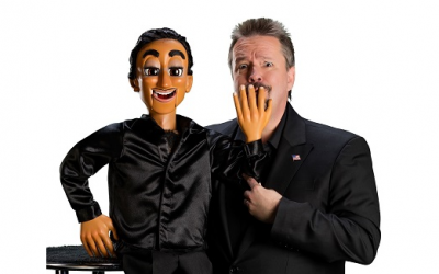 Terry Fator: Going for the Gold