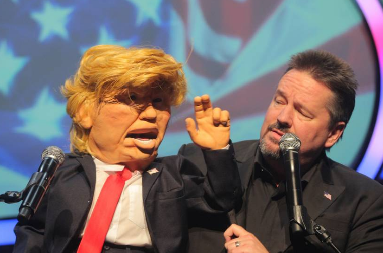 Terry Fator Best of Vegas Winner!
