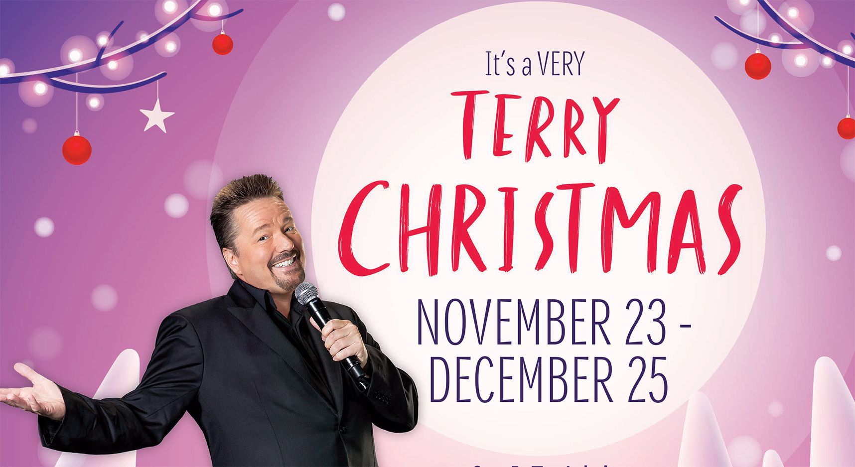 Very Terry Christmas Show