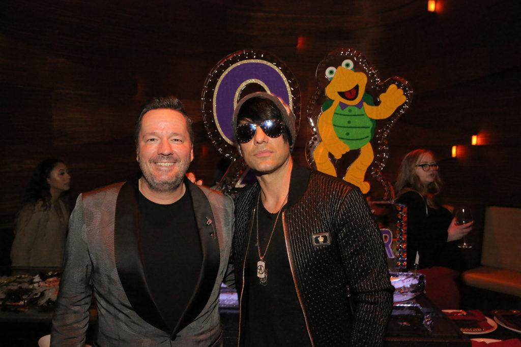 Terry Fator & Criss Angel