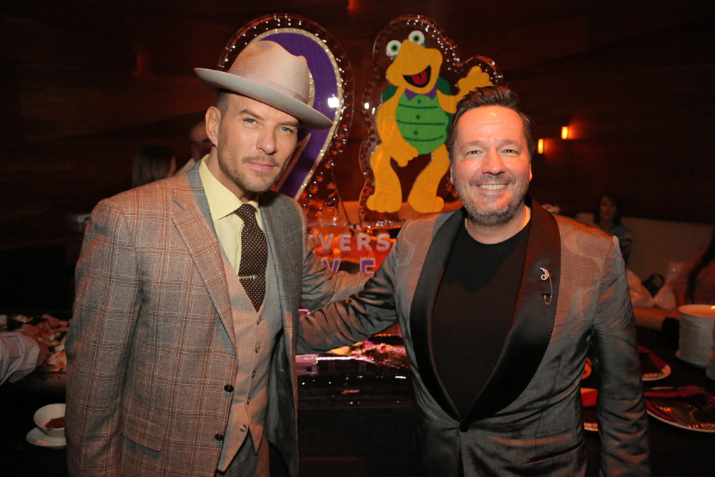 Terry Fator & Matt Goss