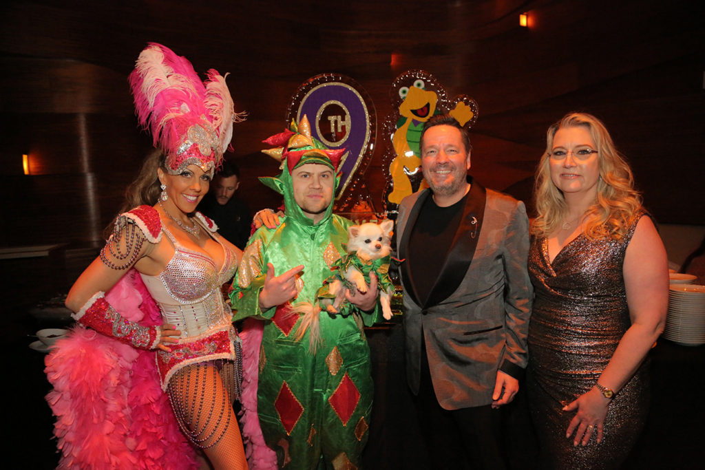 Terry Fator & Piff the Magic Dragon